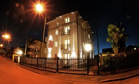 Il 29 cav hotel a Milano Bollate